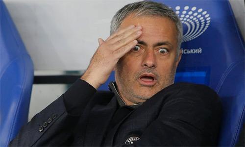 Conte dẫn đầu danh sách ứng viên thế chỗ nếu Mourinho bị sa thải