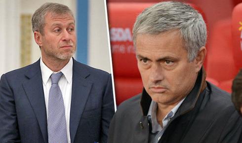 Mourinho không sợ bị Abramovich sa thải