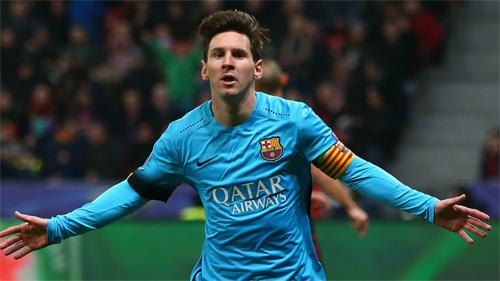 Messi lập công, Barca bất bại ở vòng bảng Champions League