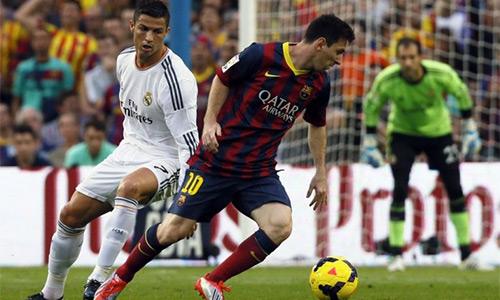 Ronaldo để ngỏ khả năng đầu quân cho Barca