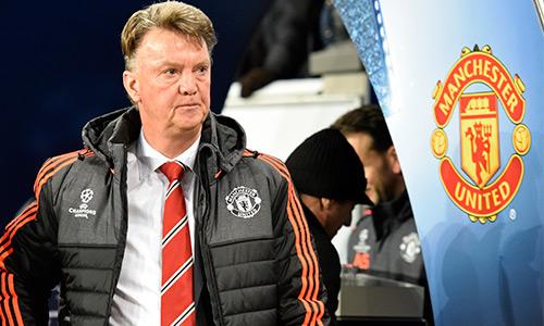 Van Gaal: 'Tôi không lo lắng về vị trí của mình'