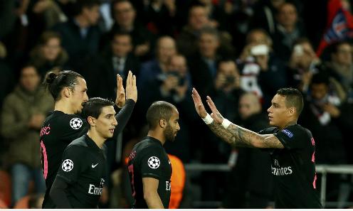 PSG trên ngôi đầu Ligue I với khoảng cách 17 điểm