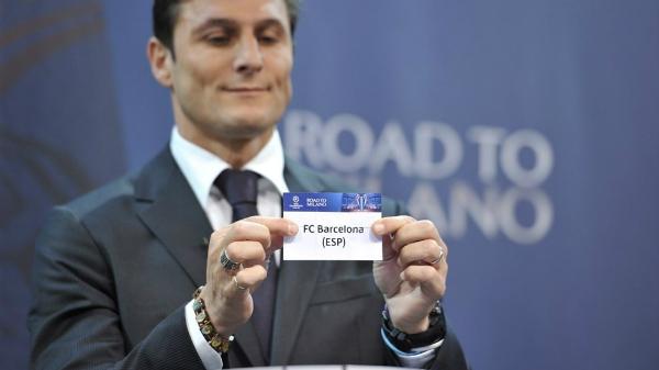 Arsenal đụng độ Barca vòng 1/8 Champions League