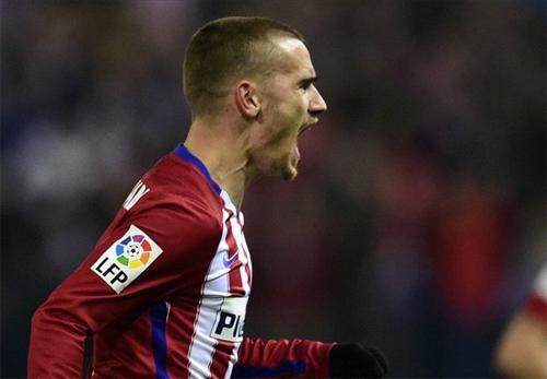 Atletico Madrid san bằng cách biệt với Barca