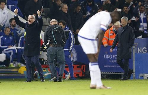 Ranieri: 'Trụ hạng là mục tiêu hiện tại của Leicester'