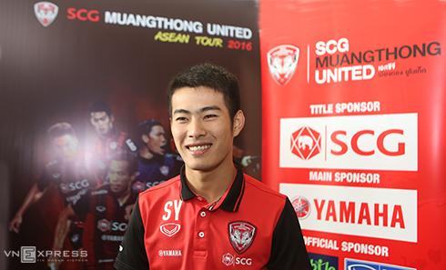 Cựu thủ quân U23 Thái Lan nể Công Vinh, khen Công Phượng