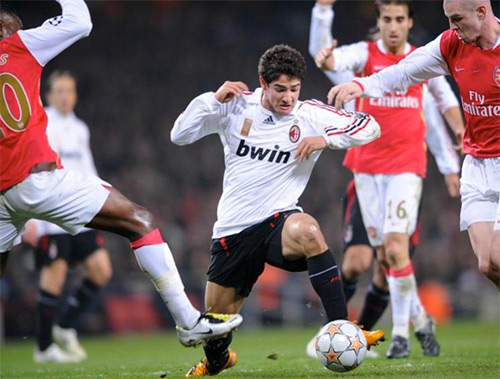 Alexandre Pato: Nhớ Champions League và mơ đến Ngoại hạng Anh