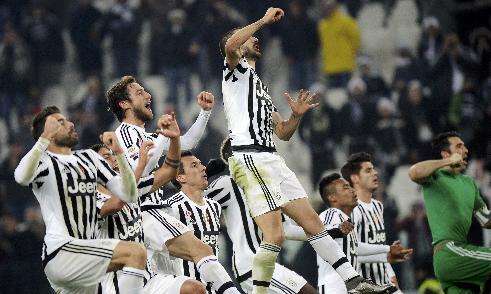 Juventus và Napoli vào tứ kết Cup quốc gia Italy