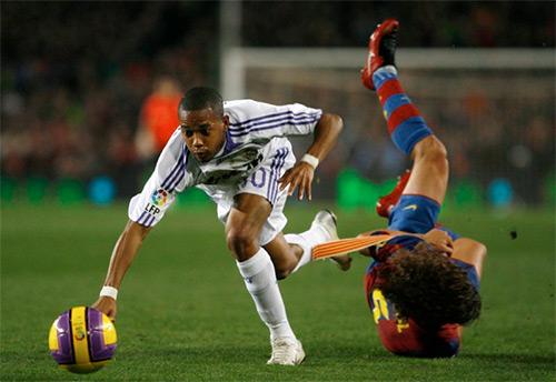 Robinho chờ cơ hội gây sốc cho Barca tại FIFA Club World Cup