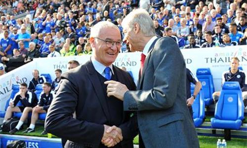 Wenger: 'Hiện tượng của Leicester tốt cho bóng đá'