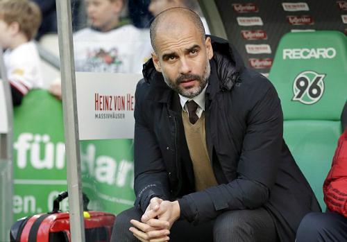 Pep Guardiola chia tay Bayern Munich