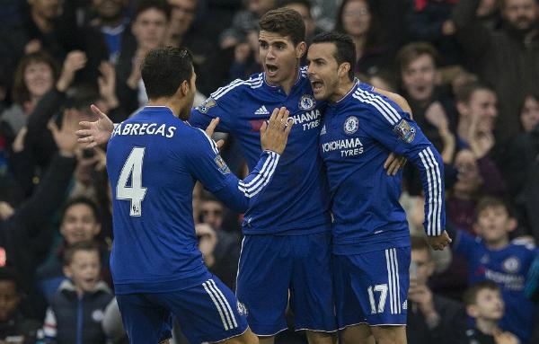 Chelsea đổi vận sau khi sa thải Mourinho