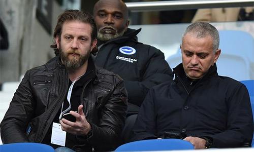Mourinho xuất hiện tại giải hạng Nhất của Anh