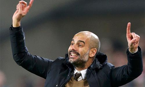 Truyền hình Đức tin Guardiola sẽ tới Man City trong hè 2016