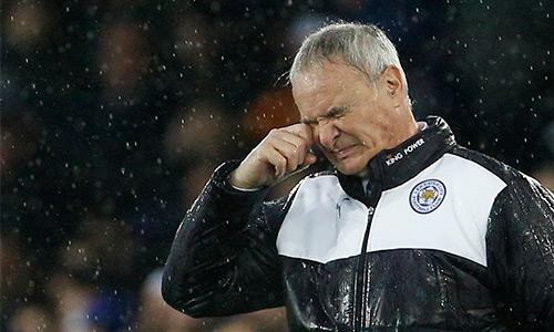 Ranieri: 'Leicester chỉ mơ vô địch nếu giữ ngôi đầu đến tháng Tư'