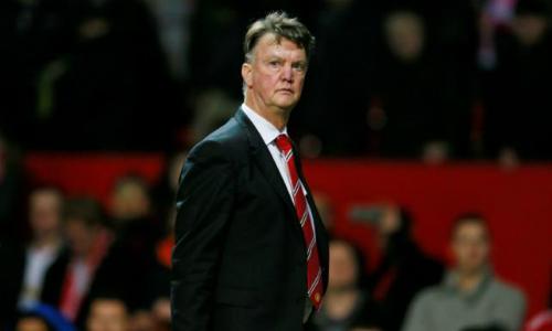Van Gaal không tin thay HLV sẽ tốt hơn cho Man Utd