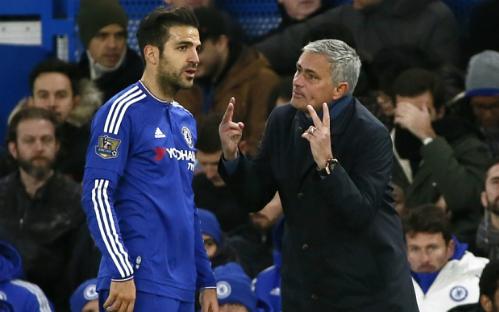Fabregas là đồng minh của Mourinho, không phải kẻ thù