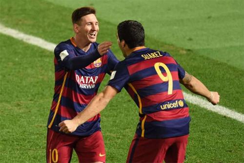Messi: 'Phòng thay đồ là nơi dẫn tới thành công cho Barca'