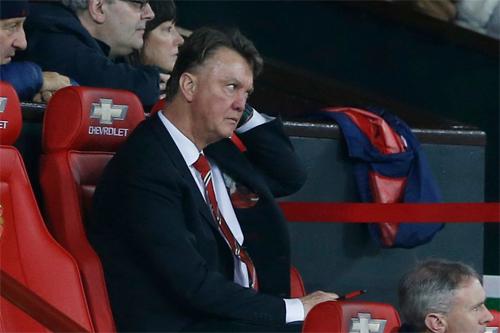 Van Gaal chỉ còn một trận để cứu ghế HLV Man Utd