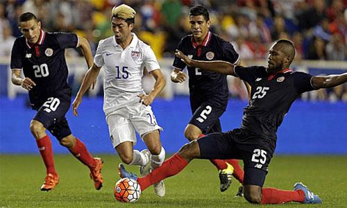 Lee Nguyễn lọt vào top 5 pha kiến tạo ở MLS