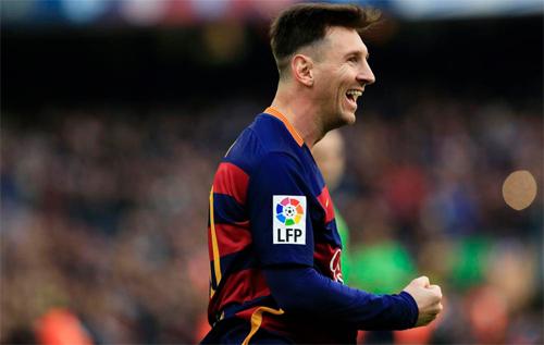 Messi tặng áo đấu giá từ thiện ủng hộ trẻ em