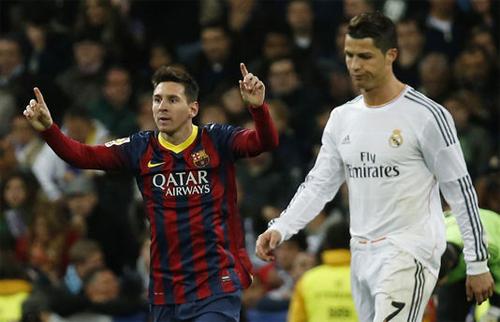 Ronaldo xếp thứ tám, Messi dẫn đầu cuộc bình chọn của Marca