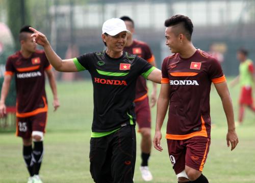 HLV Trần Công Minh chia tay U23 Việt Nam