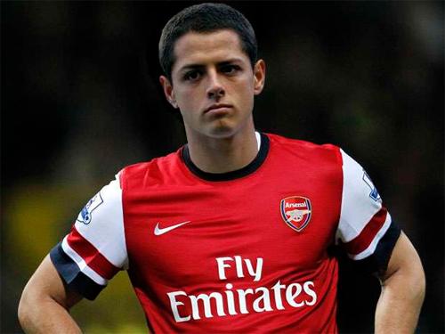 Arsenal đưa Chicharito vào tầm ngắm chuyển nhượng