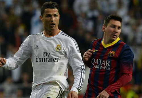 La Liga lo mất Messi và Ronaldo
