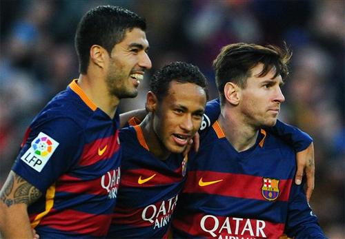 Barca phá kỷ lục ghi bàn trong một năm của Real
