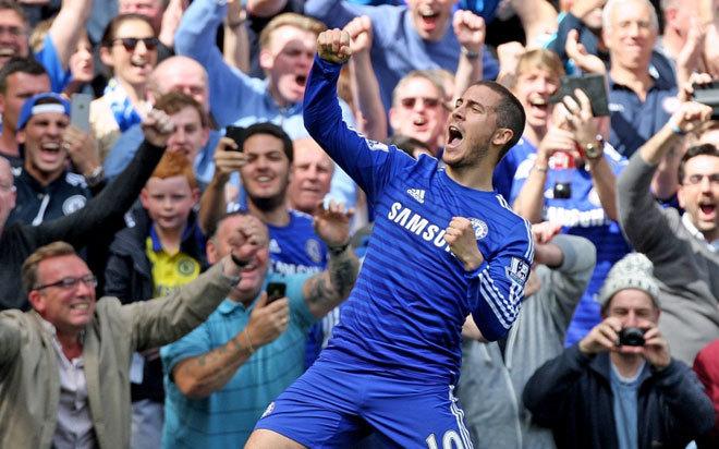 Đội hình hay nhất Ngoại hạng Anh năm 2015 - ảnh thể thao