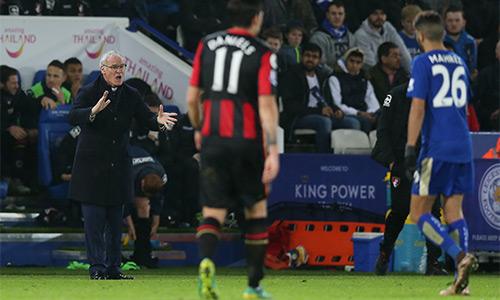 Ranieri đặt mục tiêu cao cho Leicester ở nửa cuối mùa giải