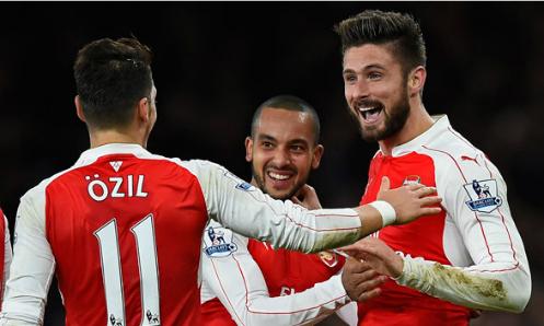 Giroud: 'Arsenal chẳng cần mua thêm cầu thủ'