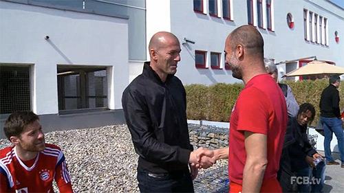 Zidane và bản hùng ca tiếp nối ở Real