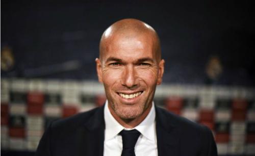 Zidane tuyên bố mang bóng đá tấn công trở lại Madrid