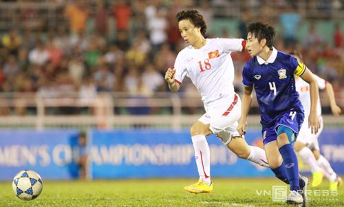 HLV tuyển nữ Việt Nam chạnh lòng trước thềm vòng loại Olympic 2016