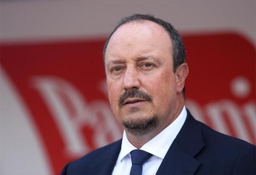 Benitez cảm ơn Real và chúc Zidane thành công