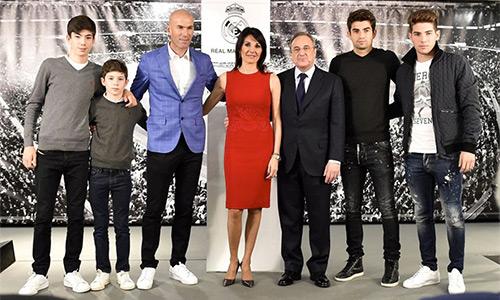 Zinedine Zidane: Bên anh là hảo vọng