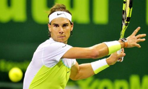 Nadal thắng nhọc trận ra quân Qatar Open