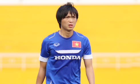 HLV Miura gạch tên Tuấn Anh khỏi danh sách gửi AFC
