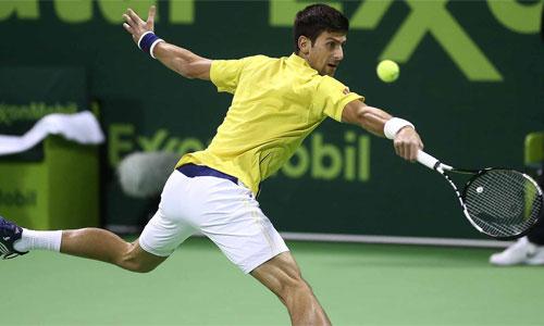 Djokovic, Nadal cùng vào tứ kết Qatar Open