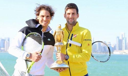Djokovic chạm trán Nadal ở chung kết Qatar Open