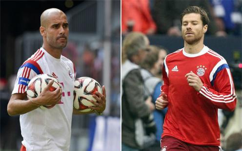 Alonso xếp Guardiola trên Ancelotti và Mourinho
