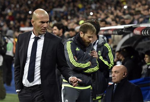 Real đại thắng trong trận đầu tiên Zidane làm HLV