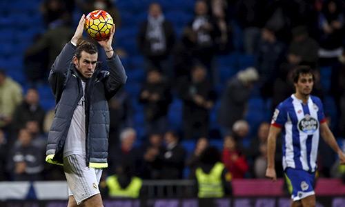 Quả bóng 'Vàng' của Gareth Bale