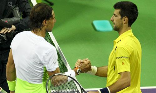 Federer bất ngờ vì cách Djokovic hạ Nadal