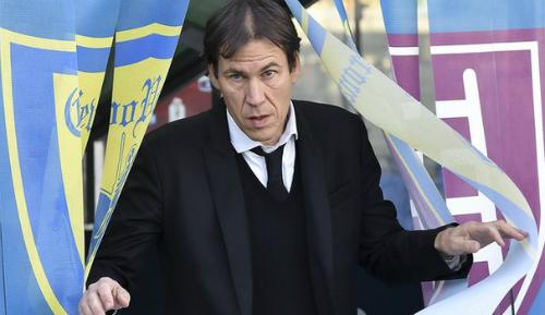 AS Roma sa thải HLV Rudi Garcia