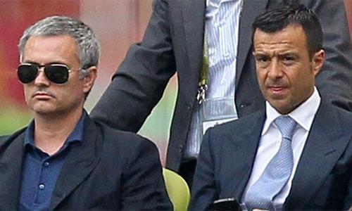 'Siêu cò' Mendes kỳ vọng vào thương vụ lớn với Man Utd