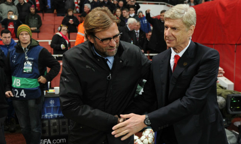 Klopp: 'Wenger là gã cuồng si bóng đá'