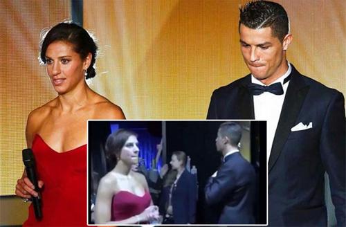 Cầu thủ nữ hay nhất thế giới từng nhiều lần trêu chọc Ronaldo